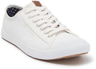 Ben Sherman Veder Script Lace-Up Sneaker