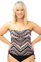 Seafolly Indian Summer C/D Tankini