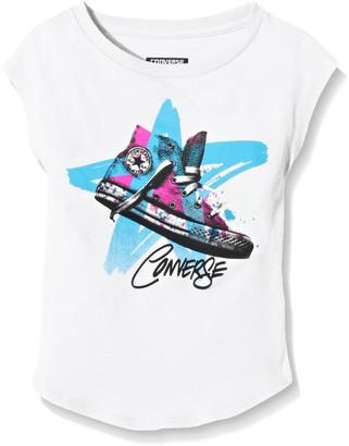 Converse Girl's All Star Chucks T-Shirt