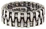Tom Binns Zipper Ring