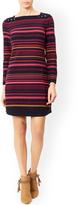 Monsoon Luna Multi Stripe Dress