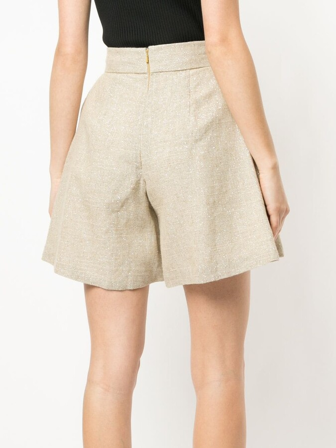 Thumbnail for your product : Bambah Sparkle Culotte Shorts