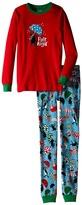 Hatley Ruff Night Pajama Set (Toddler/Little Kids/Big Kids)