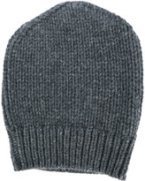 Eleventy knitted beanie - men - Cashmere - One Size
