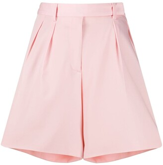 Paul Smith Tailored Wide-Leg Shorts