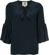 Figue 'Poet' top - women - Silk - XS