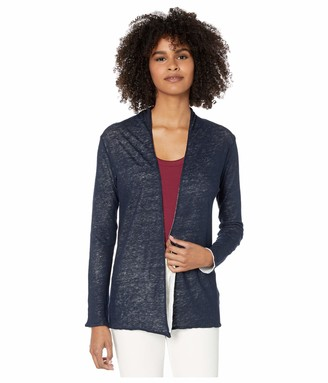 Majestic Filatures Women's Double Layer Cardigan