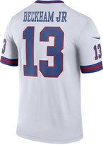 Nike Men's Odell Beckham Jr. New York Giants Legend Color Rush Jersey