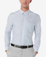 Perry Ellis Men's Challen Striped Long-Sleeve Shirt