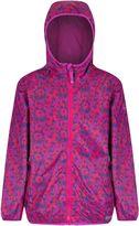 Regatta Girls Printed Lever Jacket