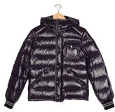 Moncler Boys' Quilted Puffer Jacket