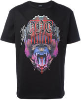 Marcelo Burlon County of Milan gorilla print T-shirt - men - Cotton - XS