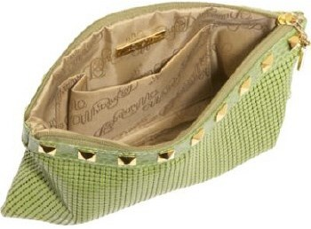 Whiting & Davis Whiting and Davis Studs & Snake Pouch