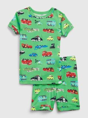 Disney babyGap   Pixar Cars Organic PJ Set