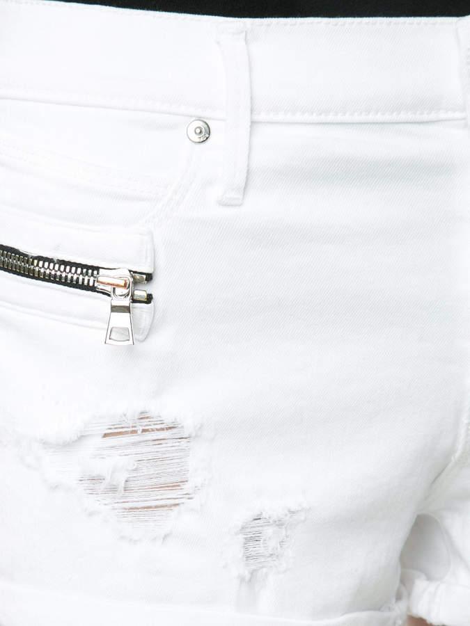 RtA Vincent hip zip short