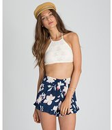 Billabong Juniors Wild Waves Floral Woven Shorts