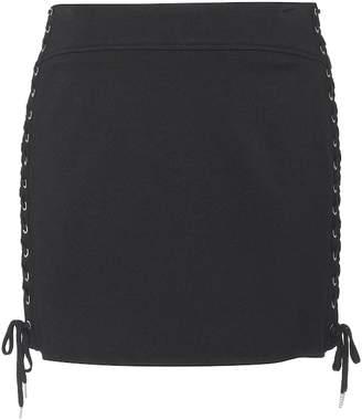 McQ Jersey skirt
