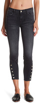 J Brand Suvi Mid Rise Crop Utility Pant
