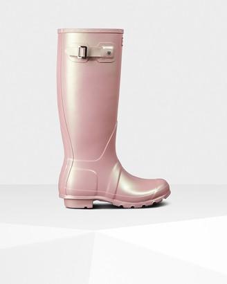 Hunter Women's Original Nebula Tall Wellington Boots