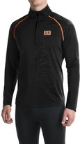 Craghoppers Bear Core Tech Shirt - Zip Neck, Long Sleeve (For Men)