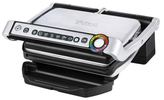 T-Fal OptiGrill Automatic Stainless Steel Indoor Electric Grill