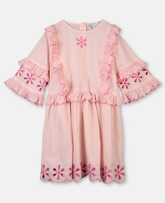 Stella McCartney broderie anglaise dress