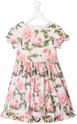 Patachou floral dress