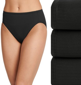 Jockey Women's Smooth Effects 3-Pack French Cut Panty 1740