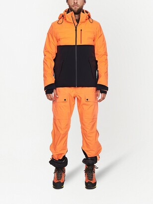 Aztech Mountain Ajax hooded padded jacket