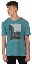 Dare 2b Aqua Snapshot Print T-shirt