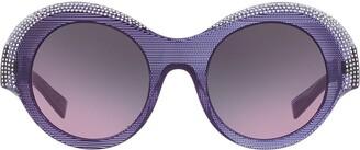 Alain Mikli x Alexandre Vauthier Roselyne sunglasses