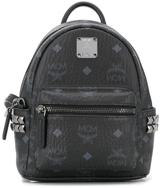 MCM Visetos-Print Backpack