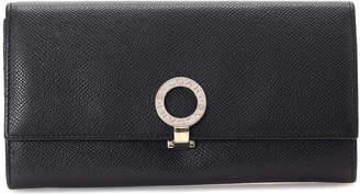 Bvlgari Black Wallet - Vintage