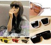 foreveryang New Fashion Unisex Pleastic Frame Sunlasses Eyeglasses