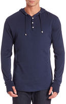 Spenglish Hoody Henley