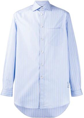 Gucci Striped Poplin Shirt
