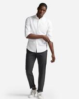 Express Slim Soft Wash Oxford Shirt