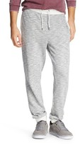 Mossimo Men's Knit Jogger Pants Light Grey