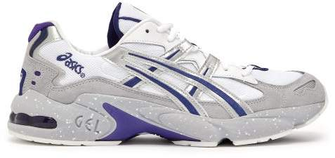 66afc5dc Gel Kayano 5 Og Leather Trainers - Mens - Silver