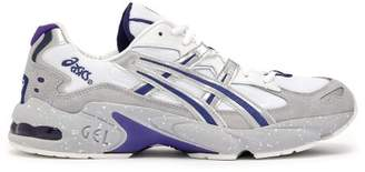 Asics Gel Kayano 5 Og Leather Trainers - Mens - Silver