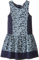 Splendid Littles Jacquard Sleeveless Dress (Big Kids)