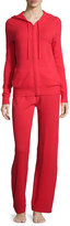 Neiman Marcus CASHMERE ZIP HOODIE AND PANT