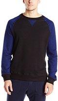 2xist Men's Terry Pullover Sweatshirt