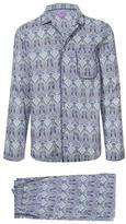 Liberty Print Men's Long Ianthe Pyjama Set