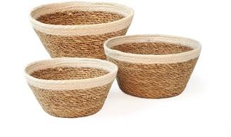 Korissa Savar Plant Bowl - Set of 3