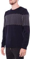 rhythm Men's Suffolk Knit Crew Neck Sweater 8145941