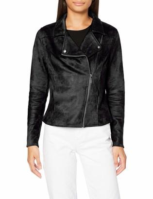 Garcia Women's Gs000890 Faux Leather Jacket
