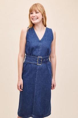 Selected Demina Denim Dress