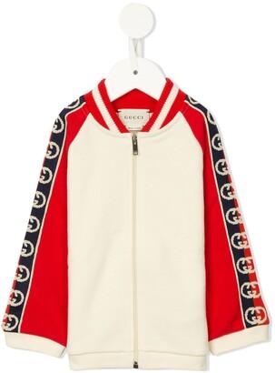 Gucci Kids interlocking GG sweatshirt