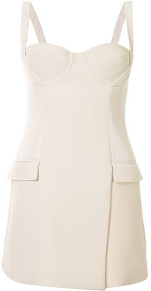 Dion Lee Bustier Mini Dress
